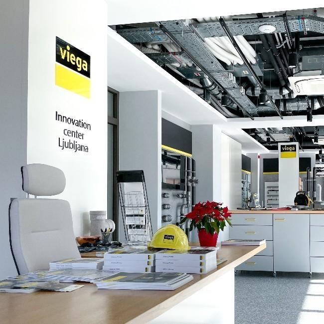 Viega innovation center
